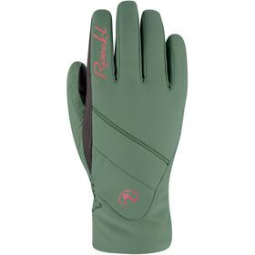 Roeckl Acer STX Gloves Kids, bayleaf/coral